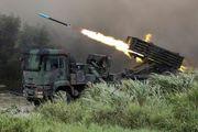 تایوان در بحبوحه تنش با چین مانور نظامی انجام داد