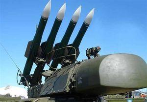 آزمایش مجدد سامانه موشکی اس ۴۰۰ روسیه