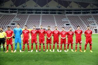 نقشه فرار ایران در جام ملت های آسیا