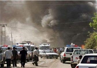 انفجار خودرو بمبگذاری شده در عراق