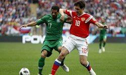 رکوردهای منفی سعودیها در تاریخ جام جهانی