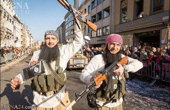 داعشیهای قلابی در بلژیک + عکس