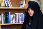 بیوگرافی جمیله علم الهدی همسر رئیسی