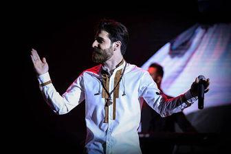 تازه ترین کنسرت خواننده جنجالی روی صحنه برج میلاد