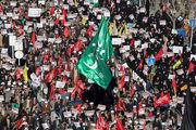 قیام مردم ایران برای ششمین روز متوالی