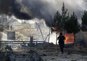 انفجار در جلالآباد افغانستان با ۵ کشته و زخمی