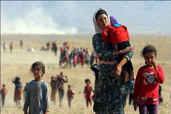 فرار ۴۱ شهروند ایزدی عراق از بند داعش