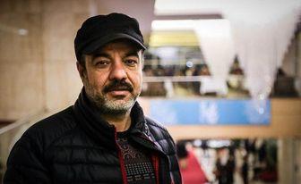 سعید آقاخانی در سریال نون خ 3/ عکس