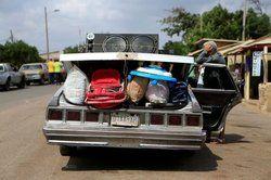 کوچ روزانه ۸۰۰ ونزوئلایی به برزیل