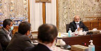 تعطیلی جلسه سران قوا به دلیل غیبت رئیس جمهور