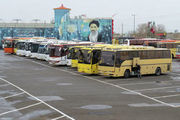 خدمات رسانی ویژه اتوبوس رانی در پنجشنبه و جمعه آخر سال