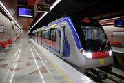 تجهیز متروی شهر آفتاب به سیستم کنترل هوشمند ریلی