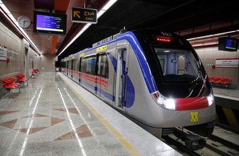 افزایش ساعات خدمات رسانی مترو تهران در خط فرودگاه امام خمینی(ره)