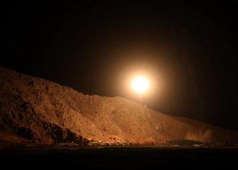 پیام حمله موشکی ایران برای آمریکا