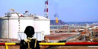 زندان مخفی امارات در تاسیسات گازی «توتال» در جنوب یمن