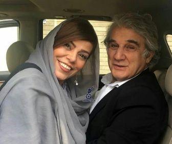 تازه ترین عکسِ مهدی هاشمی و همسر جدیدش