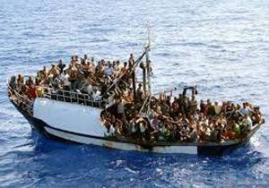 اژه جان 7 مهاجر افغانی را گرفت