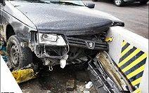 تصادف مرگبار در جاده شیراز