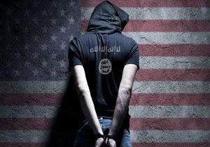 بازداشت یک عنصر داعش بوسیله آمریکا