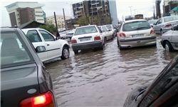 هشدار نسبت به آبگرفتگی معابر ۳ استان شمالی کشور