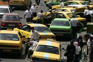 توضیحات پلیس درمورد حرکت ناشایست و عجیب راننده تاکسی در اصفهان
