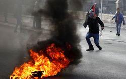 ۱۱ فلسطینی در کرانه باختری دستگیر شدند