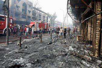 عامل انفجارهای بغداد مشخص شد