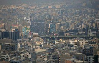 تهران در شرایط سالم آب و هوایی