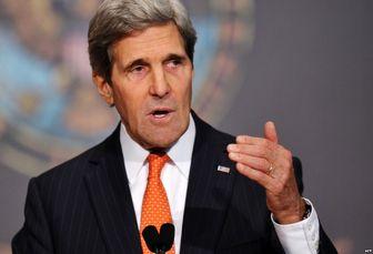 کری: میخواستیم با حمایتهای بینالمللی به ایران فشار بیاوریم