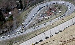 وضعیت جاده ها در ساعات اخیر؛ تردد در راه های اصلی کشور روان است