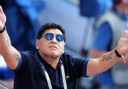 اشگاه بارسلونا پاسخ بی احترامی مارادونا را داد