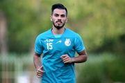 جلالی مصدوم جدید تیم فوتبال استقلال
