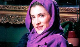 ویشکا آسایش در لباس عروس/عکس