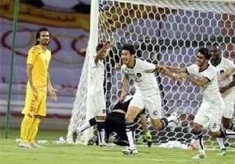 تیم ژاوی برنده تقابل با تیم کاپیتان پرسپولیس