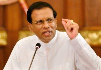 مجلس سریلانکا منحل شد