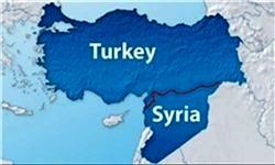 پخش اعلامیه ترک ها برای تسلیم شدن نظامیان کُرد عفرین
