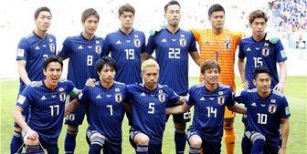 شکست ناباورانه ژاپن در نیمه اول مقابل ترکمنستان