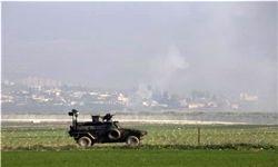 ترکیه کردهای سوریه را به توپ بست