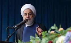 روحانی: قطعنامه های غلط و ظالمانه از همان مرکزی که صادر شده بود لغو شد