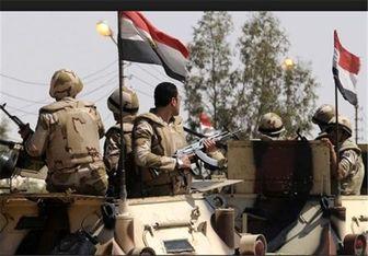 انفجار در سیناء جان10 نظامی مصری را گرفت