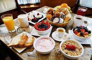 برای کاهش وزن چه صبحانه ای بخوریم؟