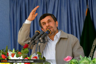 روایت احمدینژاد از علت بدبختیها