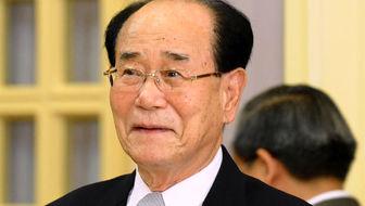 حضور مقام ارشد کره شمالی در مراسم تحلیف روحانی