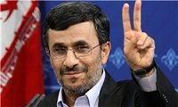 اظهارات احمدی نژاد در دیدار با سفرای جدید کشور