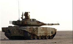تانک های مخوف و غول پیکر آینده/ تصاویر