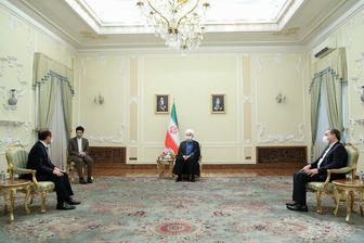 روحانی: استفاده ایران از ذخایر مالی خود دربانکهای کره جنوبی حق واضح ماست