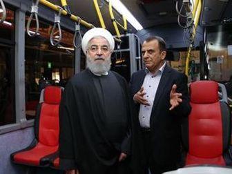ایران خودرو برای نوسازی ناوگان حمل و نقل عمومی آمادگی دارد