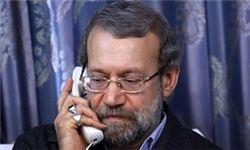 تاکید لاریجانی بر حمایت کشورها از مقاومت