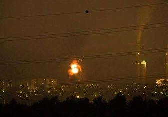 حمله توپخانهای اسرائیل به مناطقی در شرق غزه