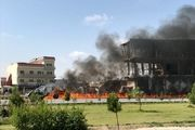 انفجار بمب در جنوب افغانستان